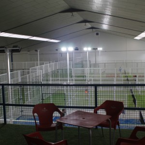 instalaciones de Club Padel Time